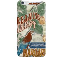 parrot lounge  iPhone Case/Skin