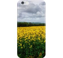 A Yellow and Pleasant Land iPhone Case/Skin