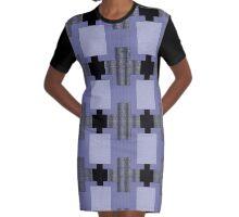 COMPOSITION 49 Graphic T-Shirt Dress