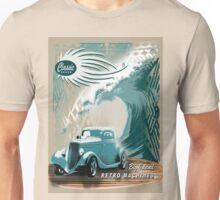 beach roadster  Unisex T-Shirt