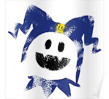 Frosty Splat! Poster