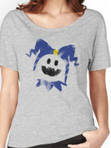 Frosty Splat! Women's Relaxed Fit T-Shirt