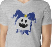 Frosty Splat! Mens V-Neck T-Shirt