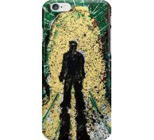 Man in light iPhone Case/Skin