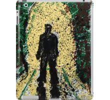 Man in light iPad Case/Skin