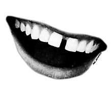 Smile! (Mac Demarco) Photographic Print