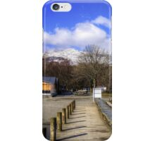 Coniston Shore iPhone Case/Skin
