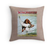 """Winchester"" Throw Pillow"