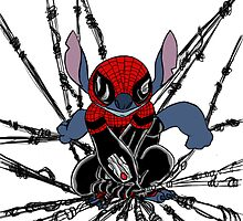 The Superior Spider-Stitch by RhinoChild