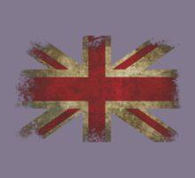 UK Flag Kids Tee