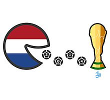 Netherlands World Cup 2014 Photographic Print