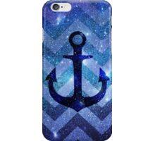 Anchor Chevron Nebula iPhone Case/Skin