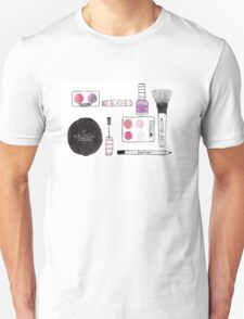 Makeup Collection Unisex T-Shirt