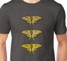 Golden Moth Unisex T-Shirt