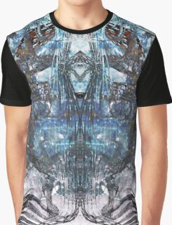 Urban Decay Abstract Industrial Texture Graphic T-Shirt