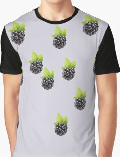 Blackberry Cream Graphic T-Shirt