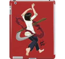She Wants To Dance Like Uma Thurman iPad Case/Skin