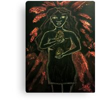 Goddess - Pele Canvas Print