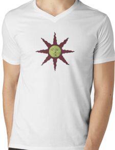 Praise the sun - Templar Mens V-Neck T-Shirt