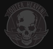 Outer Heaven by Joel Morgan