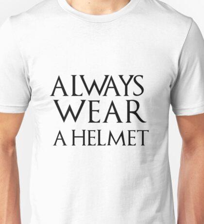 Tyrion knows best Unisex T-Shirt