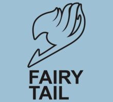 Fairy Tail Anime Guild Mark Logo Render Design by KenXyro