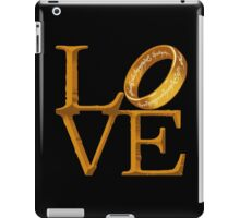 Love is Precious iPad Case/Skin