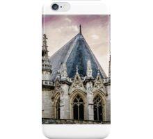 Chateau de Vincennes iPhone Case/Skin