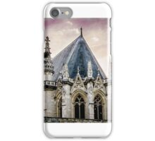 Chateau de Vincennes iPhone Case/Skin