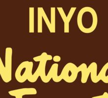 Inyo National Forest Sticker