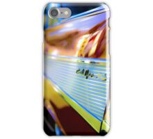 Red 57 Chevy - Bel Air iPhone Case/Skin
