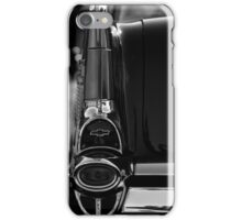 57 Chevy Tail Light iPhone Case/Skin