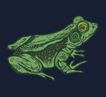 Ribbit One Piece - Short Sleeve