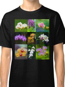 Elegant Orchids Classic T-Shirt