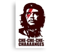 Che-Che_che_changes Canvas Print