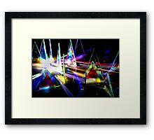 Different Rhythms - Dark Mofo 2014 Framed Print