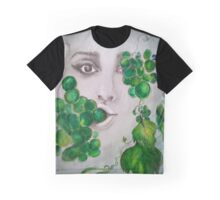 Looking through vines  Graphic T-Shirt