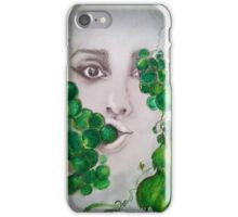 Looking through vines  iPhone Case/Skin