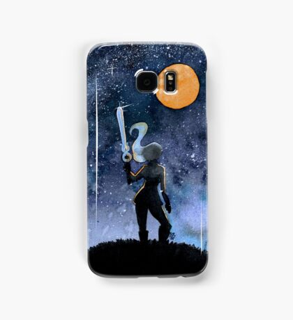 Passing the Torch Samsung Galaxy Case/Skin