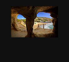Matala cave & beach - Crete island Unisex T-Shirt