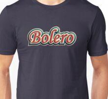 Wonderful bolero Unisex T-Shirt