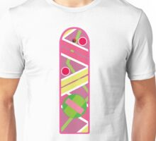 Hoverboard Flat Unisex T-Shirt
