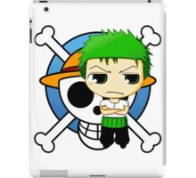 zoro-one piece iPad Case/Skin