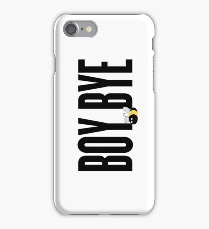 Boy Bye - Beyhive iPhone Case/Skin