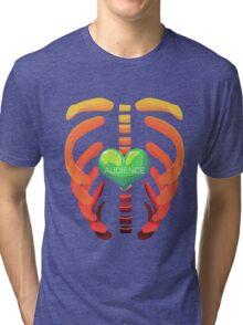 One-Sided Audience Arcade Shirt Tri-blend T-Shirt