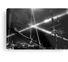 Dark Mofo 2014 - Articulated intersect  Metal Print