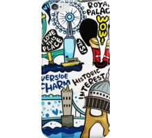 I Love London iPhone Case/Skin