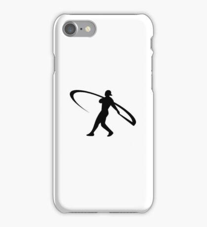 Ken Griffey Jr. Swingman Logo iPhone Case/Skin