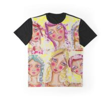 All stars Graphic T-Shirt