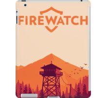 Firewatch iPad Case/Skin